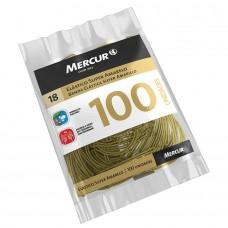 Elástico Super Amarelo Mercur Nº 18 C/100 unidades