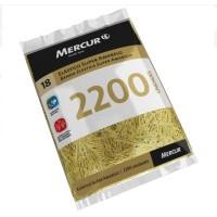 Elástico Super Amarelo Mercur Nº 18 C/2200 unidades
