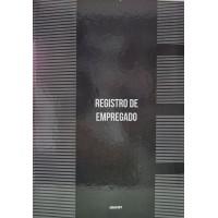 Livro Registro de Empregado Grafset 50F