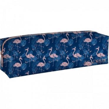 Estojo Médio Académie Flamingo