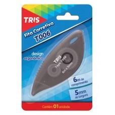 Fita Corretiva Tris T006  C/6 Metros