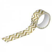 Fita Decorativa Washi Tape Tilibra 15mm X 10m Glitter Metalizada 6