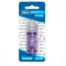 Fita Decorativa Washi Tape Tilibra ACB 5mm X 3m C