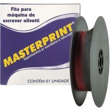 Fita Para Maquina de Escrever Olivetti Masterprint
