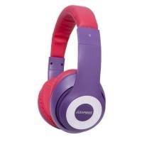 Fone de Ouvido Maxprint Headset Life Series Purple/Red