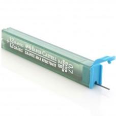 Grafite Faber Castell Tecnico Polymer 0.7mm 2B C/24