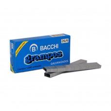 Grampo Galvanizado 26/6 C/5000 Bacchi