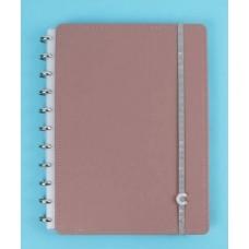 Caderno Inteligente Grande Chic Nude