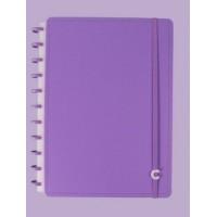 Caderno Inteligente Grande All Purple
