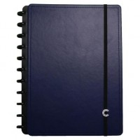 Caderno Inteligente Grande Basic Black