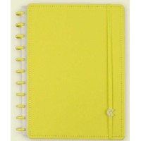 Caderno Inteligente Grande All Yellow