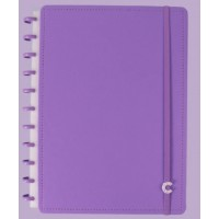 Caderno Inteligente Grande All Purple