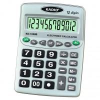 Calculadora de Mesa Kadio C/12 Dígitos KD-1038B