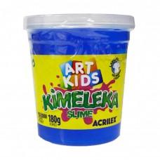 Kimeleka Slime Art Kids Acrilex - Azul 180g