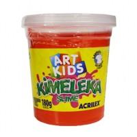 Kimeleka Slime Art Kids Acrilex - Vermelho 180g
