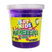 Kimeleka Slime Art Kids Acrilex - Violeta 180g
