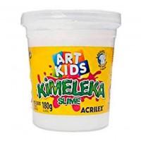 Kimeleka Slime Art Kids Acrilex - Transparente 180g