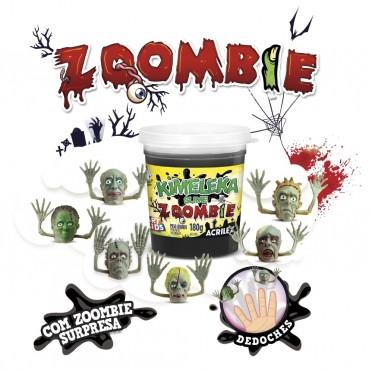 Kimeleka Slime Zoombie Acrilex - 180g