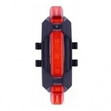 Lanterna Traseira De Bicicleta Led BS-216