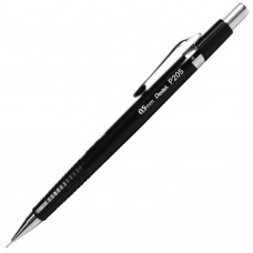 Lapiseira Pentel Técnica Sharp P205 0.5mm Preto