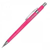 Lapiseira Tilibra 0.5 i-Point Neon Rosa