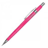 Lapiseira Tilibra 0.9 i-Point Neon Rosa