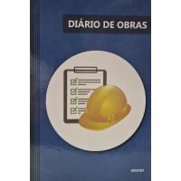 Livro Diario de Obras 100F