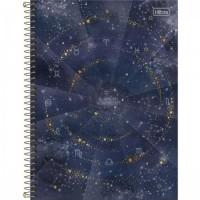 Caderno Universitário Capa Dura 01 Matéria Magic 80 Folhas B