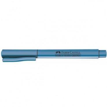 Marca Texto Faber Castell Grifpen Neon Azul