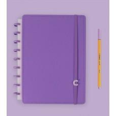 Caderno Inteligente Médio All Purple