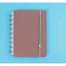Caderno Inteligente Médio Chic Nude