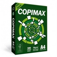 Papel A4 Copimax Branco 75g C/500 Folhas