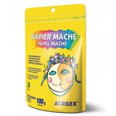 Papel Mache Acrilex 100g