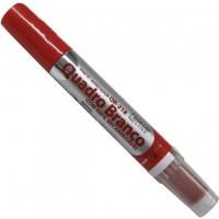 Pincel Para Quadro Branco Grampline Vermelho