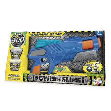 Pistola Kimeleka Power Slime Acrilex