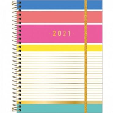 Planner Espiral Grande Be Nice 2021 D