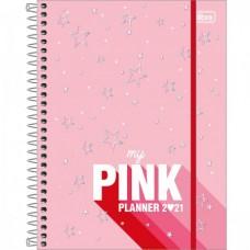 Planner Espiral Grande Love Pink 2021 B