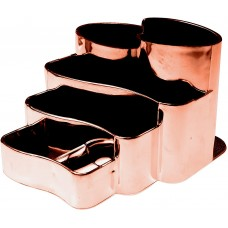 Porta Caneta Dello Rose Gold