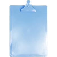 Prancheta Plastica Ofício Azul Pastel Dello