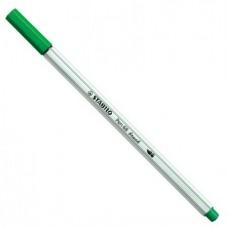 Caneta Stabilo Brush Pen 568 Verde Oliva 36