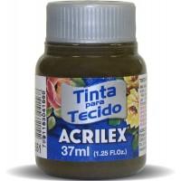 Tinta Tecido 37ml Acrilex - Sepia