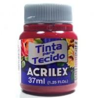 Tinta Tecido 37ml Acrilex - Purpura
