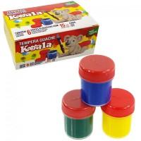 Tinta Guache Koala 15ml C/ 6 Cores