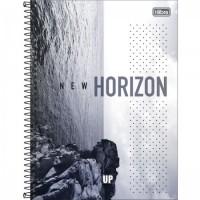 Caderno Universitário Capa Dura 01 Matéria UP 80 Folhas