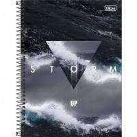 Caderno Universitário Capa Dura 20 Matérias UP 320 Folhas