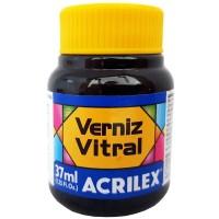 Verniz Vitral 37 ml Acrilex – Azul Cobalto 502