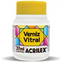 Verniz Vitral 37 ml Acrilex – Incolor 500